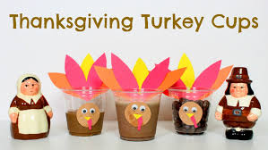 thanksgiving cups thanksgiving turkey treat cups how to