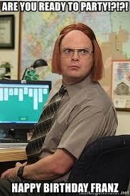 Dwight Meme - dwight schrute birthday memes mne vse pohuj