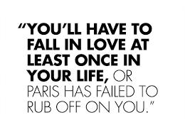 15 best Paris Quotes images on Pinterest