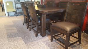 Table With 6 Chairs Pine Hill Table With 6 Chairs Reed Furniture