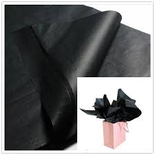 where to buy black tissue paper 740 1040mm black tissue paper black wrapping tissue paper