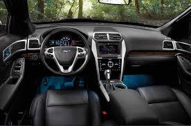 Ford Explorer Interior Dimensions 2015 Ford Explorer Interior Specs Images 34568 Adamjford Com