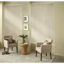 Eclipse Patricia Curtains by 4 Louver Panels Vertical Blinds Blinds The Home Depot