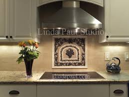 kitchen medallion backsplash chateau grapes kitchen mosaic tile medallion design ideas