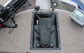 recessed trolling motor tray motortech