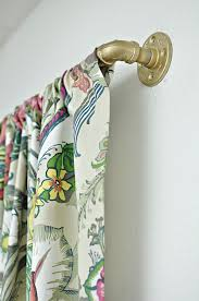 best 25 pipe curtain rods ideas on pinterest industrial window