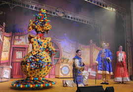 shone productions will bring aladdin to the echo arena liverpool