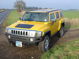 hummer h3 estate review 2007 2010 parkers