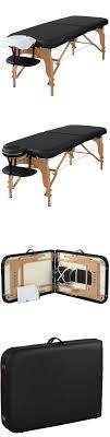massage table carry bag massage tables and chairs new sierra comfort preferred portable