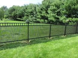 ornamental aluminum fence finials fences ideas