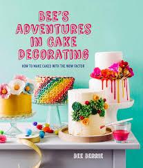 bee u0027s adventures in cake decorating press sampler by pavilion