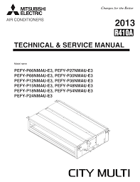 pefy nmau technical u0026 service manual