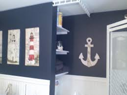 Dark Blue Bathroom Ideas by Small Bathroom Coastal Ideas Amp Designs Decorating Beach Diy Bath