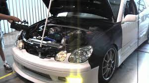 lexus sc300 vertex body kit lexus gs w hks t51r tx2k10 dyno youtube
