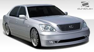 lexus ls430 vip parts amazon com duraflex vip body kit lexus ls 2004 2005 2006