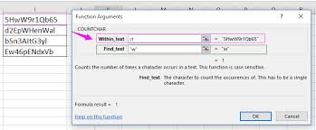 Count Characters Ubuntu How To Count Characters In Cell Range Worksheet In Excel