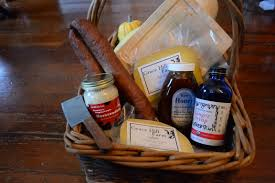 non food gift baskets d i y gift baskets with local food and drinks