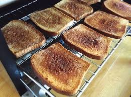 Toast In Toaster Oven Baked Stuffed Cinnamon French Toast Flourish King Arthur Flour