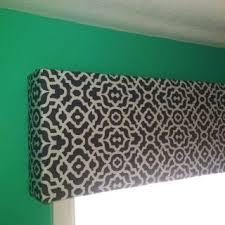Fabric Covered Wood Valance Diy Fabric Covered Wood Valance Archives Sawdust Sisters