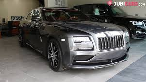 roll royce hyderabad dubicars com 2016 rolls royce wraith ares body kit body kit