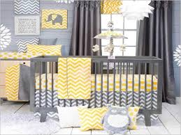 nursery beddings blue yellow and gray baby bedding with yellow