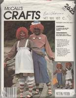Raggedy Ann Andy Halloween Costumes Adults Costume U0026 Apron Vintage Sewing Patterns Vintagestitching