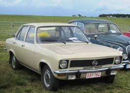 opel door file opel ascona a 4 door at schaffen diest in 2014 jpg