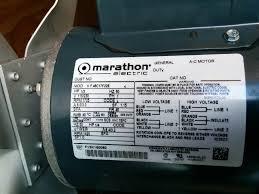 single phase marathon motor wiring diagram awesome throughout