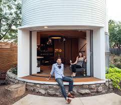 tiny houses arizona mid century grain silo transformed into a gorgeous affordable