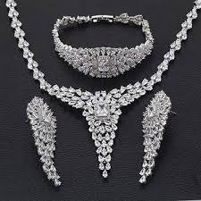 indian bridal necklace sets images China s 37 fashionable luxury big zircon heavy indian bridal jpg