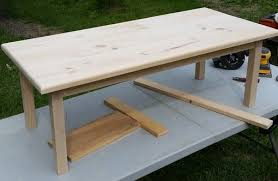 Pine Coffee Table Buy A Custom Unfinished Pine Coffee Table Made To Order From