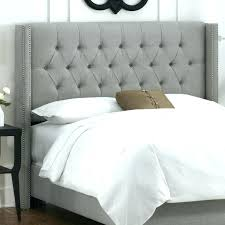 Tufted Headboard King Charming Grey Tufted Headboard Tufted Headboard King King Size