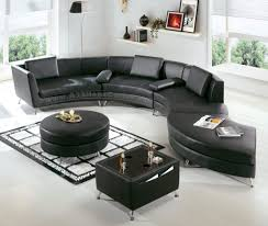 Leather Sectional Sofa Bed by Furniture Unbelievably Nice Leather Sectional Sofa In Tone