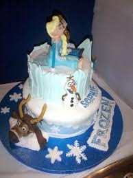 sophie u0027s frozen birthday cake fricingonthecake