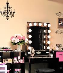 modern makeup vanity table bedroom modern small black bedroom makeup vanity with lighted