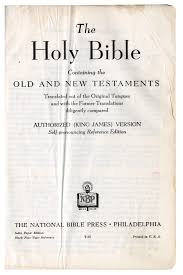 Personally Lot Detail Roy Rogers Personally Owned Bible With His Monogram
