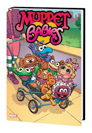 muppet stuff marvel muppet babies omnibus