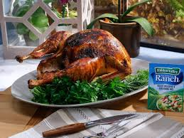 turkey injected with ranch dressing recipe trisha yearwood