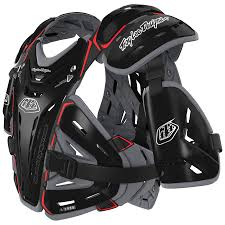 fox motocross chest protector neck brace and chest protector south bay riders