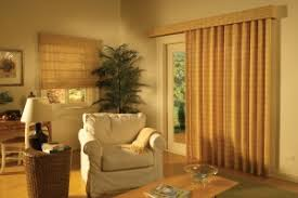 Wood Blinds For Patio Doors Patio Door Blinds And Shades Inspiration And Ideas Nh Blinds