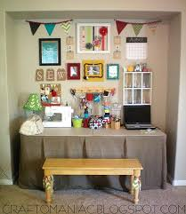 Corner Sewing Table by 103 Best Craft Corner Ideas Images On Pinterest Home Diy And Crafts