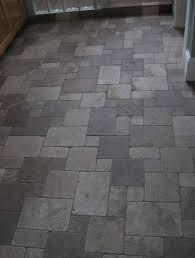 Laminate Tile Flooring Kitchen by Best 25 Stone Kitchen Floor Ideas On Pinterest Stone Flooring
