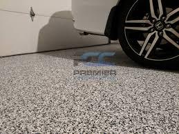 Epoxy Garage Floor Images by Epoxy Flake Flooring Columbus Ohio Premier Concrete Coatings