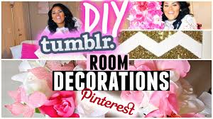 Diy Girly Room Decor Diy Cute Girly U0026 Affordable Room Decor Pinterest