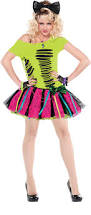 vampire halloween costumes party city women u0027s 80s rock star costume accessories party city