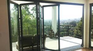 Glass Bifold Doors Exterior Glass Bifold Doors Bemine Co