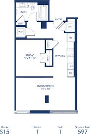 Rit Floor Plans Camden South Capitol Washington See Pics U0026 Avail