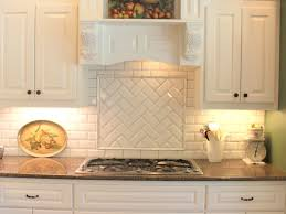 interior subway tile backsplash off white cabis amazing beveled