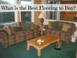 always learning what is the best flooring to buy