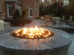 hamptons home choosing the perfect fire feature for your backyard